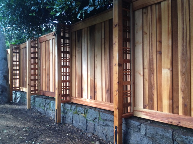 We build custom fences for utility, privacy & decoration - or all three.